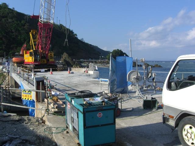 沖縄乾式ワイヤーソー工事